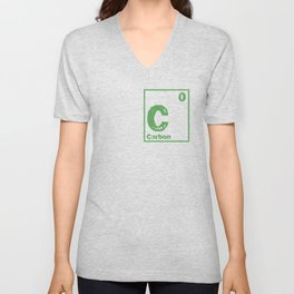 Carbon neutral Unisex V-Neck
