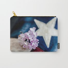 Lilac & The Lone Star Carry-All Pouch