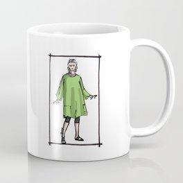 Sandra Coffee Mug