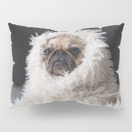 PUG VIBES Pillow Sham