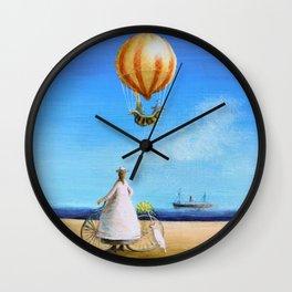 Hope 2 Wall Clock