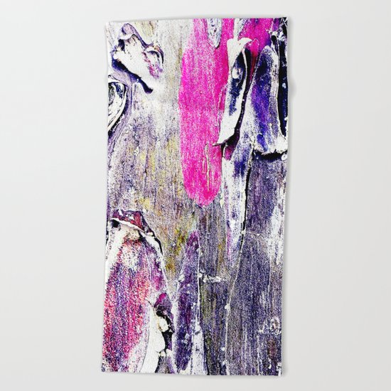 Eucalyptus Bark Beach Towel