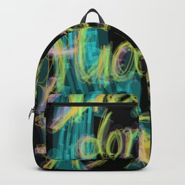 Lies Don't Hide the Heart Backpack