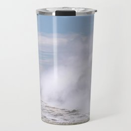 Old Faithful Fly By Travel Mug