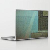 aquarius Laptop & iPad Skins featuring Aquarius by Fernando Vieira