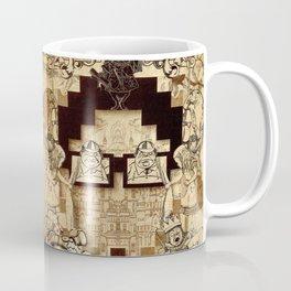 AutorreTracks - Inspired by Thirty Three Coffee Mug