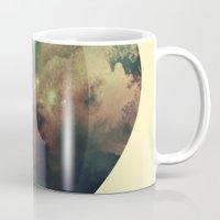 voyage Mugs featuring Voyage by M. Vander