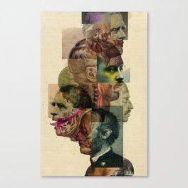 Aleedal Canvas Print