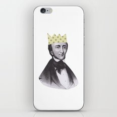 Mr 'I love Christmas' iPhone & iPod Skin