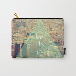 Lost in the city Carry-All Pouch