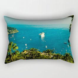 Côte d'Azur Rectangular Pillow