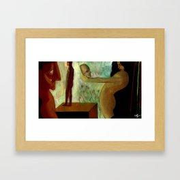 Enduring Sounds Framed Art Print