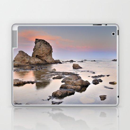 Volcanic coast Laptop & iPad Skin