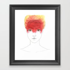 The 2nd tribe Framed Art Print