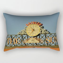 Orioles Rectangular Pillow