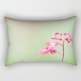 red and green Rectangular Pillow