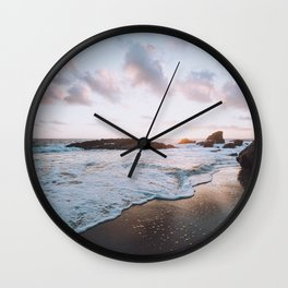 Favorite sunset Wall Clock