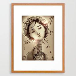 Moksha Framed Art Print
