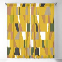 Modern Geometric 46 Blackout Curtain
