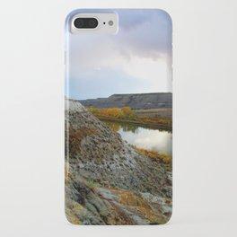 Badlands River, 1 iPhone Case