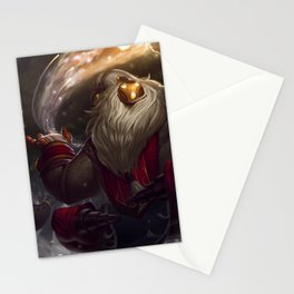 Classic Bard League Of Legends Stationery Cards
