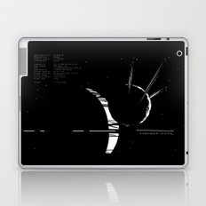 Enceladus rising_ Laptop & iPad Skin
