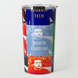 A Warholian Interpretation of the Atlantic Coast Conference Travel Mug