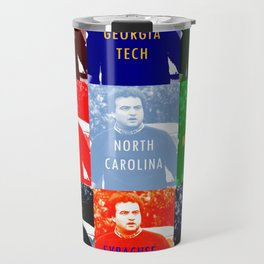 A Warholian Interpretation of the Atlantic Coast Conference Travel Mug