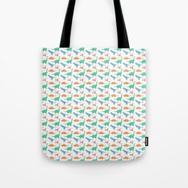 Dinosaurs Pattern Tote Bag