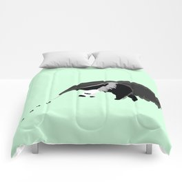 Giant anteater Comforters