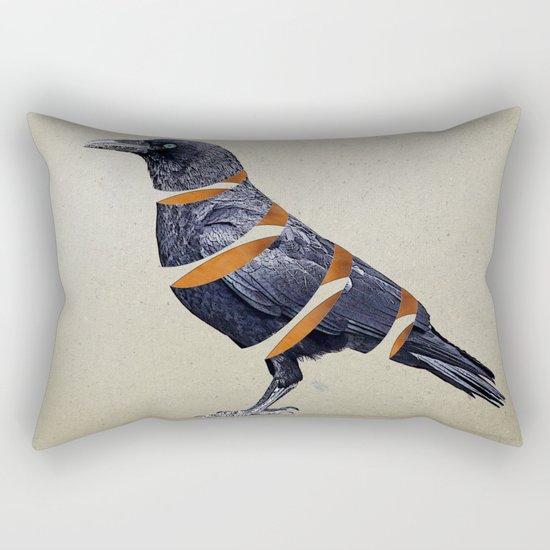 Raven Maker 02 Rectangular Pillow