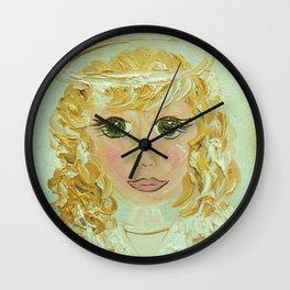 Angel Celeste Wall Clock