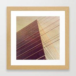 Tower of Power Framed Art Print