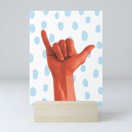 Hi Mini Art Print