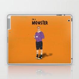 Arrested Development - Buster Bluth I'm A Monster Laptop & iPad Skin