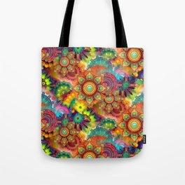 Gipsy Mandala's Tote Bag