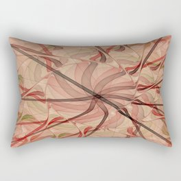From Chaos to Energy Fractal Rectangular Pillow