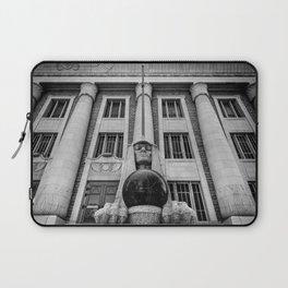 Salt Lake City Masonic Temple Sphinx Laptop Sleeve