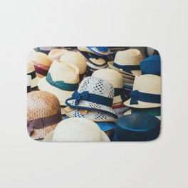 Hats! Bath Mat