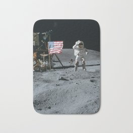 Apollo 16 - Astronaut Moon Jump Bath Mat