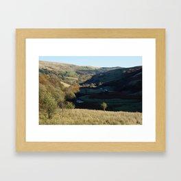 Autmn colours  Framed Art Print