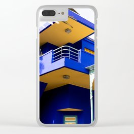 Yves Clear iPhone Case