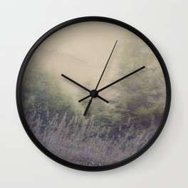 When the Couds Wall Clock