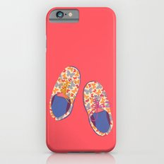 Butterfly Shoes iPhone 6s Slim Case
