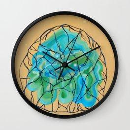 Jerk Wall Clock