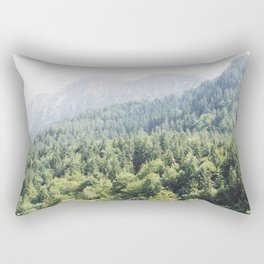Neuschwanstein I Rectangular Pillow