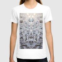 snowflake T-shirts featuring Snowflake by Kristin Edoy Design