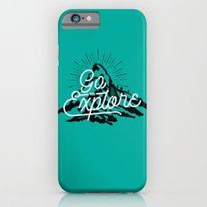 Go To Explore iPhone 6s Slim Case