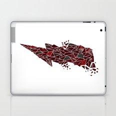 Crimson Matter Laptop & iPad Skin
