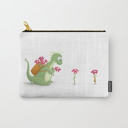 The dragon and the caterpillar  Carry-All Pouch